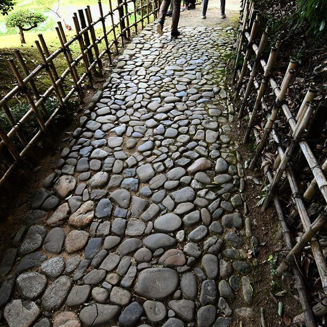 #栗林公園 #雑木の庭 #ts_niwa #石畳